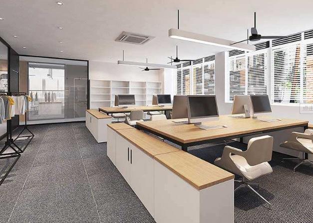 现代简约办公室装修图片,环保又实用