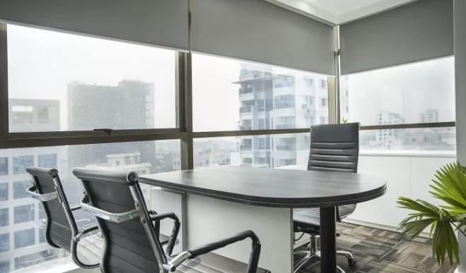 温馨整洁的深圳办公室装修效果图