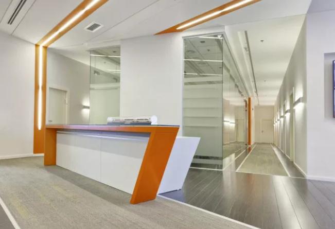 装修案列|深圳汽车公司办公室设计