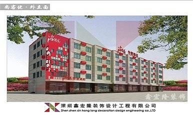 深圳尚客优星级酒店装修