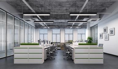 科技公司_深圳办公室装修