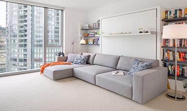 白领公寓设计装修案例