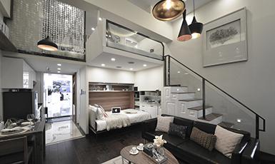 单身小公寓设计装修案例