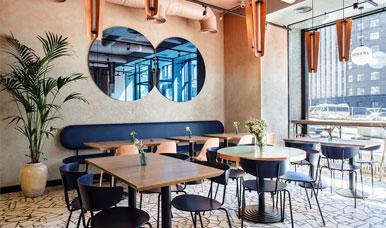 咖啡馆装修设计案例